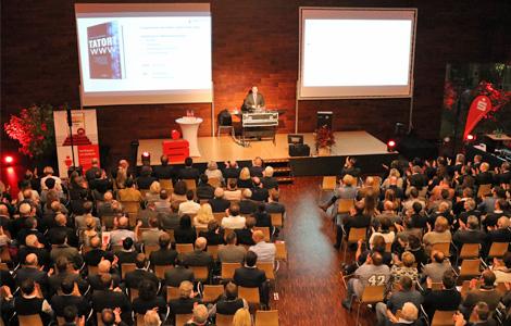 Aschaffenburger Mittelstandstag im vollbesetzten Martinushaus