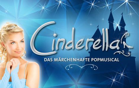 Cinderella war in Aschaffenburg und verzauberte alle Besucher in der Stadthalle Aschaffenburg