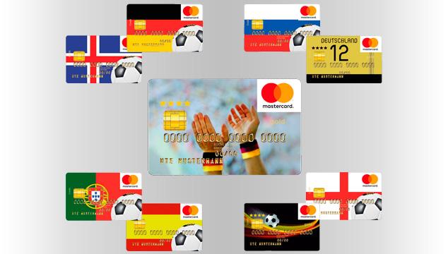 La Ola ist einfach. Die neuen Motive der Sparkassen Kreditkarte.