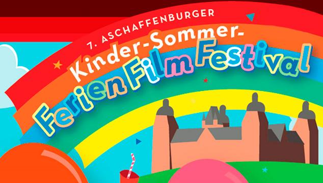 Kinder-Sommer-FerienFilmFestival im Casino Aschaffenburg
