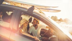 Auto mieten ist einfach – Mit dem Sparkassen-Mietwagen-Schutz