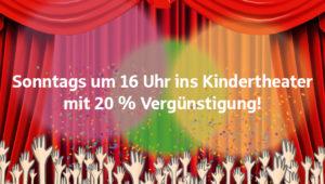 Sonntags um 16 Uhr ins Stadttheater Aschaffenburg