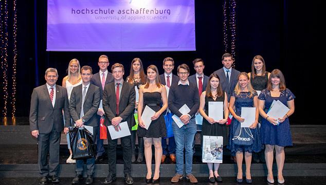 Akademische Feier der Hochschule Aschaffenburg