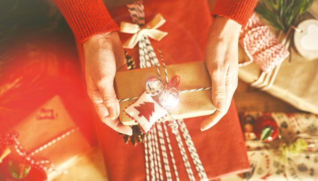 Schenken ist einfach. Mit den richtigen Weihnachtsgeschenken.