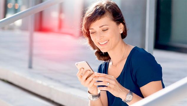Online-Banking ist einfach. Mit dem pushTAN-Verfahren