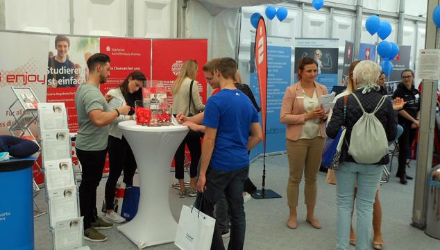 Hochschulkontaktmesse – Campus Careers 2019