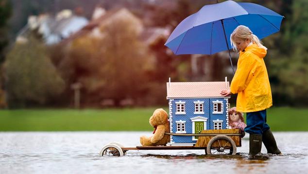 Elementarversicherung – wichtiger denn je!