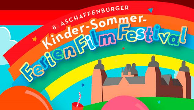 8. Kinder –Sommer-FerienFilmFestival im Casino Aschaffenburg