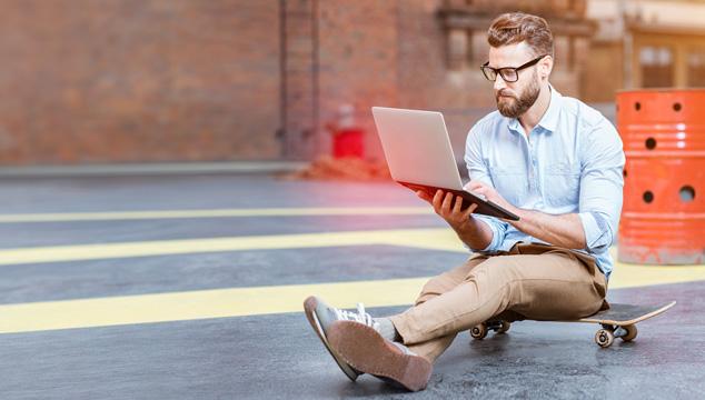 Alle Konten – ein Online-Banking: die Internetfiliale Ihrer Sparkasse