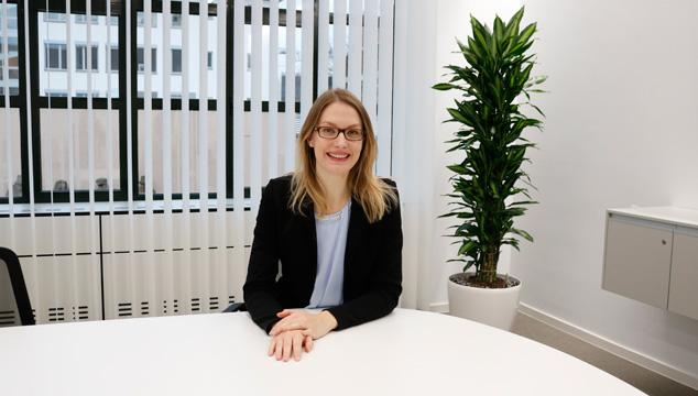 Neue Ausbildungsverantwortliche in der Sparkasse Aschaffenburg-Alzenau