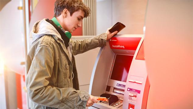 Kontaktlos bezahlen ist einfach – ein Blick in die Zukunft.