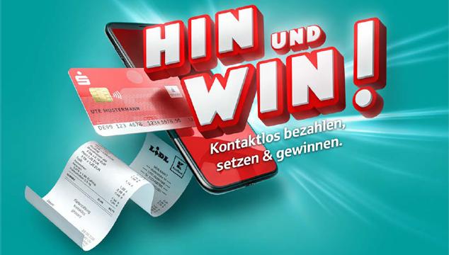 """Gewinnspiel """"Hin und Win"""" bei Lidl und Kaufland"""