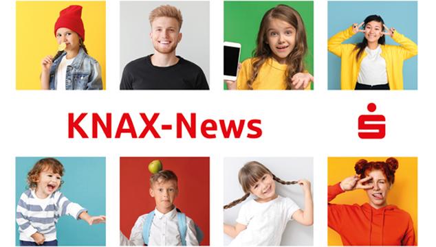 KNAX-News Für Kinder und Jugendliche
