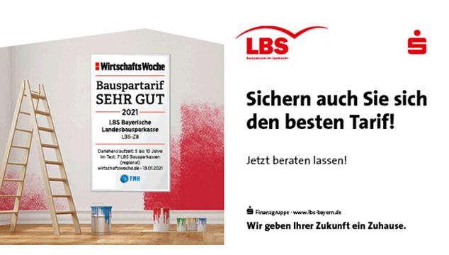 WirtschaftsWoche zeichnet LBS-Bayern aus