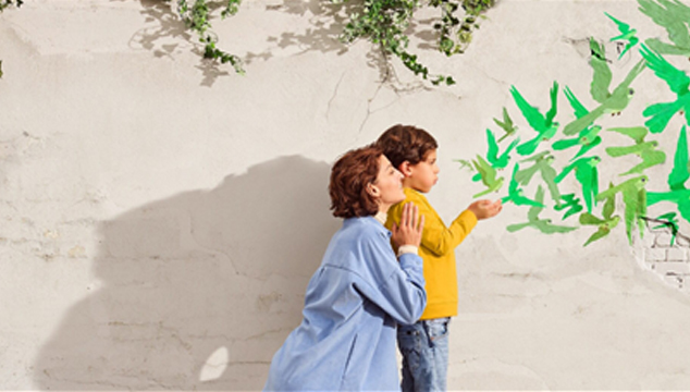Nachhaltige Geldanlage mit dem DekaBank Depot </br> Jetzt online Depot eröffnen und in grüne Ideen investieren.